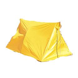 Ripen(ライペン アライテント) スーパーライトツェルト2 ロング 0371200イエロー 三人用(3人用) テント タープ ツエルト・ツエルトポール ツエルト・ツエルトポール アウトドアギア