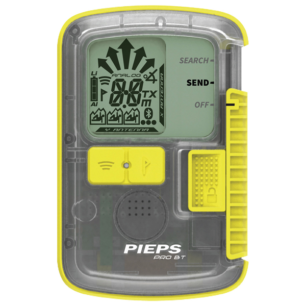 PIEPS(ピープス) ピープスプロBT PP41100アウトドアギア GPS本体 アウトドア 精密機器類 GPS