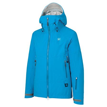finetrack(ファイントラック) WOMENSエバーブレスグライドジャケット/IT/S FAW1001アウトドアウェア ジャケット 中綿入り女性用 ジャケット 中綿入り メンズウェア アウター ブルー おうちキャンプ