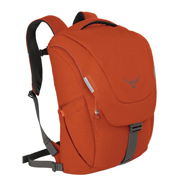 OSPREY(オスプレー) フラップジャックパック/バーントオレンジ OS53010オレンジ リュック バックパック バッグ デイパック デイパック アウトドアギア