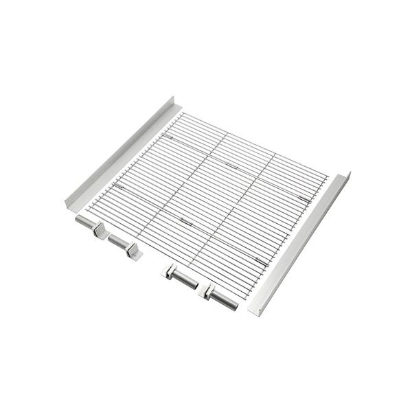 FiresideOutdoor(ファイヤーサイドアウトドア) クアドフォールド バーベキューグリルキット 15206アウトドアギア バーベキューネット・鉄板 バーべキュー クッキング クッキング用品 バーベキューコンロ おうちキャンプ