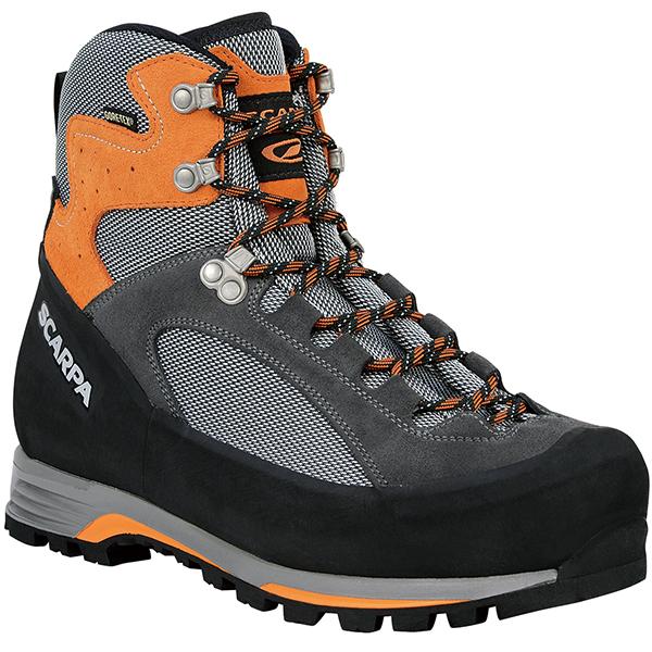SCARPA(スカルパ) クリスタロ GTX/パパヤ/#39 SC22090オレンジ ブーツ 靴 トレッキング トレッキングシューズ トレッキング用 アウトドアギア