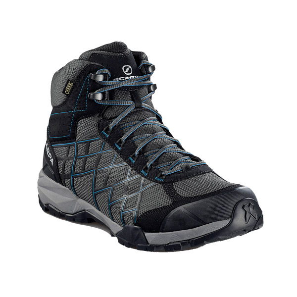 【お買い得!】 SCARPA(スカルパ) ハイキング用 ハイドロジェン HIKE GTX SC22030グレー ブーツ/ダークグレー/レイクブルー/#45 SC22030グレー ブーツ 靴 トレッキング トレッキングシューズ ハイキング用 アウトドアギア, 【10%OFF】:e922606b --- canoncity.azurewebsites.net