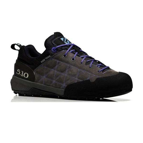 FIVETEN(ファイブテン) ガイドテニーWs (Chacoal_Iris)/85 1400465ブーツ 靴 トレッキング トレッキングシューズ ハイキング用女性用 アウトドアギア