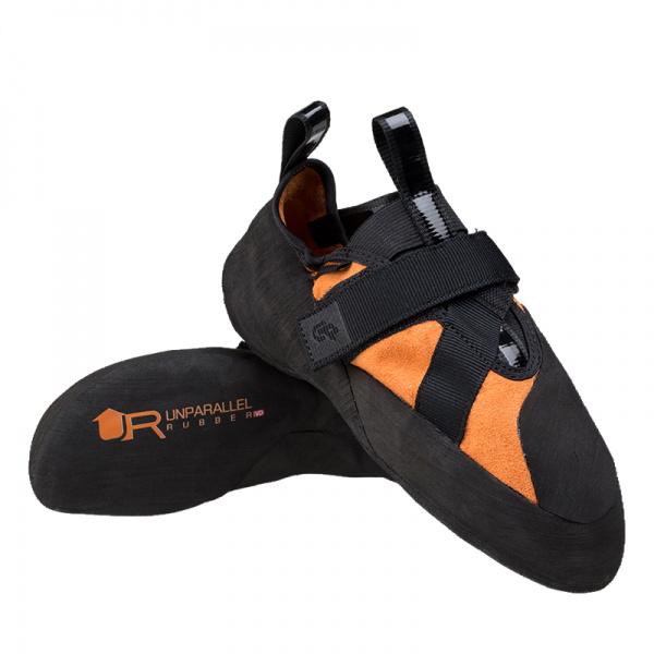 UNPARALLEL(アンパラレル) レオパード/US9.5 1410016アウトドアギア クライミング用 トレッキングシューズ トレッキング 靴 ブーツ オレンジ