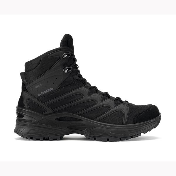 LOWA(ローバー) イノックスGTMID TF /ブラック/UK9.5 L310608-0999-9Hブーツ 靴 トレッキング 男性用ブーツ アウトドアギア