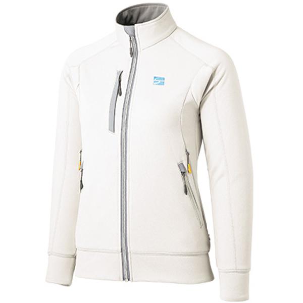 finetrack(ファイントラック) WOMENSドラウトレイジャケット/IV/S FMW1201女性用 ホワイト アウター レディースウェア ウェア ジャケット ジャケット女性用 アウトドアウェア