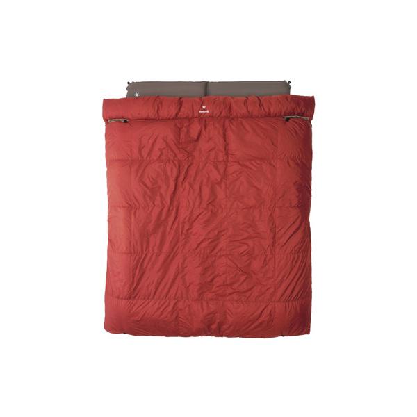 納期:2019年04月下旬snow peak(スノーピーク) グランドオフトン ダブル1600 BD-051シュラフ 寝袋 アウトドア用寝具 封筒型 封筒ウインター アウトドアギア