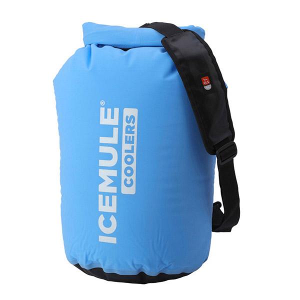 ICEMULE(アイスミュール) クラシッククーラー/ブルー/L/20L 59415ブルー クーラーボックス アウトドア アウトドア ソフトクーラー 20リットル アウトドアギア