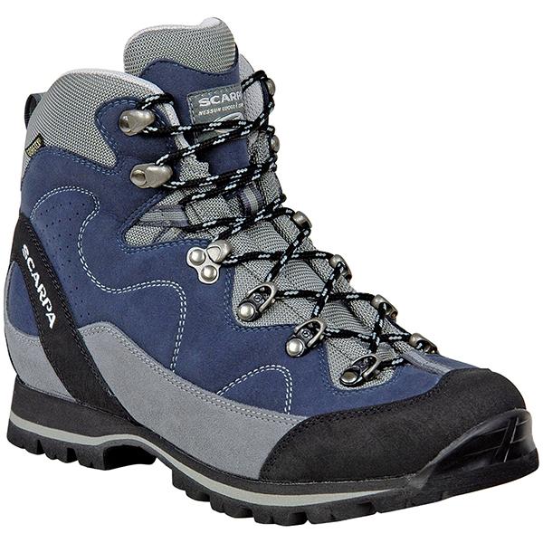 SCARPA(スカルパ) キネシス MF GTX/ブルー/#44 SC22061アウトドアギア トレッキング用 トレッキングシューズ トレッキング 靴 ブーツ ブルー おうちキャンプ ベランピング