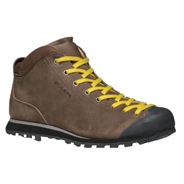 SCARPA(スカルパ) モヒートベーシック MID GTX/ブラウン/42 SC21053アウトドアギア トレッキング用 トレッキングシューズ トレッキング 靴 ブーツ ブラウン 男性用 おうちキャンプ