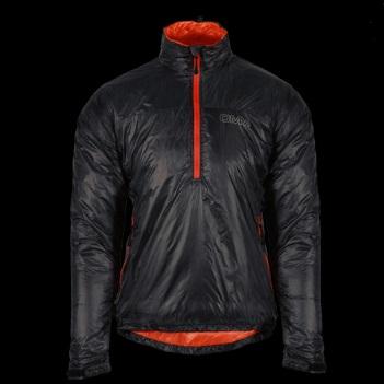 OMM Rotor Smock/Black/M OC007-03アウター メンズウェア ウェア ジャケット 中綿入り ジャケット 中綿入り男性用 アウトドアウェア