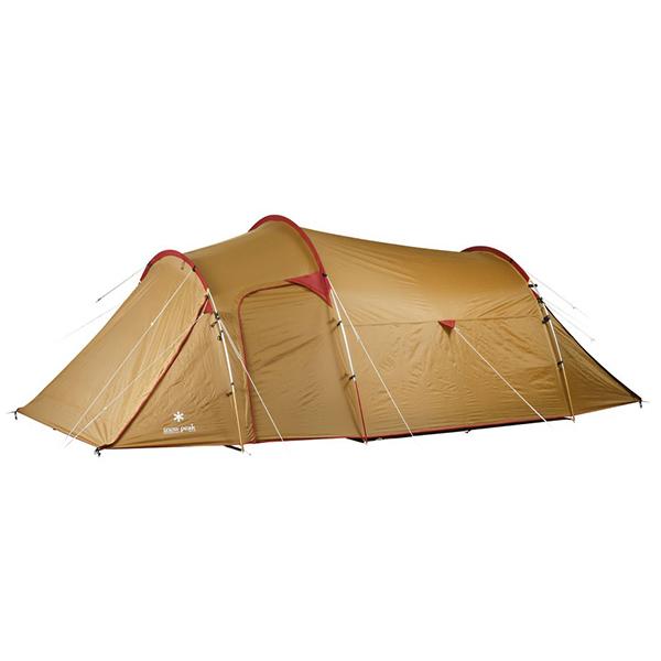 納期:2019年05月下旬snow peak(スノーピーク) ヴォールト SDE-080ブラウン テント タープ キャンプ用テント キャンプ大型 アウトドアギア