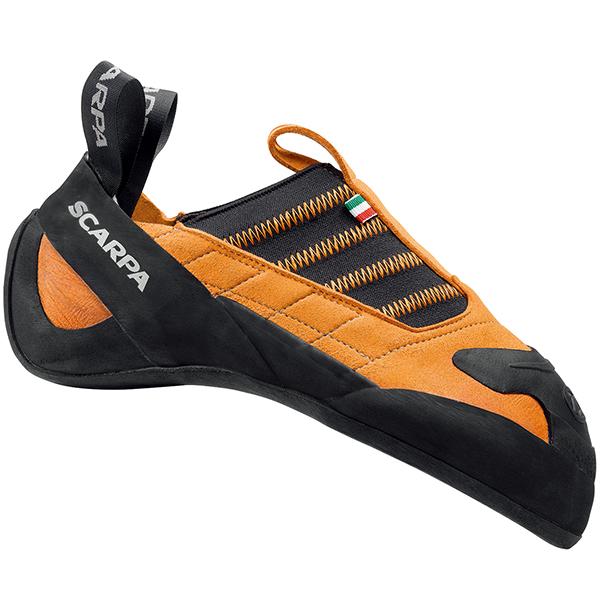 SCARPA(スカルパ) インスティンクトS/ライトオレンジ/#38 SC20050オレンジ ブーツ 靴 トレッキング トレッキングシューズ クライミング用 アウトドアギア