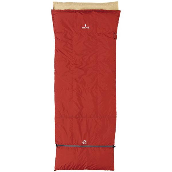 snow peak(スノーピーク) セパレートオフトン 600 BDD-101シュラフ 寝袋 アウトドア用寝具 封筒型 封筒スリーシーズン アウトドアギア