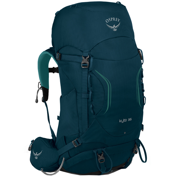 OSPREY(オスプレー) カイト 36/アイスレイクグリーン/S/M OS50146女性用 グレー リュック バックパック バッグ トレッキングパック トレッキング30 アウトドアギア