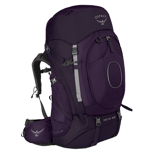 OSPREY(オスプレー) ゼナ 85/クラウンパープル/M OS50021001005アウトドアギア トレッキング大型 トレッキングパック バッグ バックパック リュック パープル 女性用