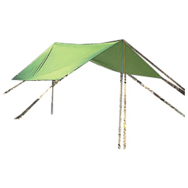 Ripen(ライペン アライテント) ビバークタープ 0381101アウトドアギア スクエア型タープ テント グリーン