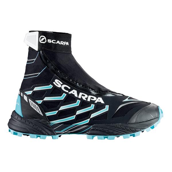 SCARPA(スカルパ) ニュートロン WMN/ブラック/アイスフォール/#37 SC25100女性用 ブラック ブーツ 靴 トレッキング アウトドアスポーツシューズ トレイルランシューズ アウトドアギア