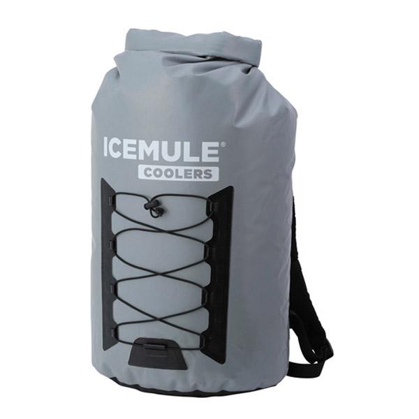 ICEMULE(アイスミュール) プロクーラー/グレー/XL/33L 59417グレー クーラーボックス アウトドア アウトドア ソフトクーラー 30リットル アウトドアギア