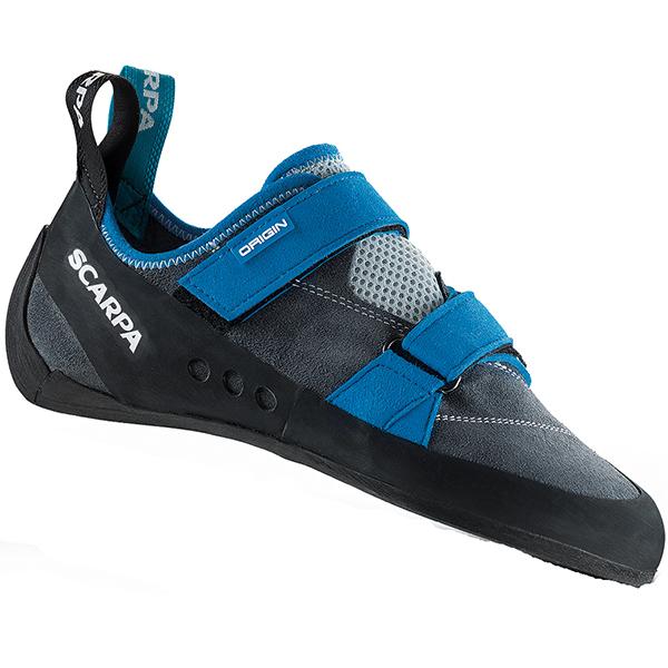 SCARPA(スカルパ) オリジン/アイアングレー/43.5 SC20202001435アウトドアギア クライミング用 トレッキングシューズ トレッキング 靴 ブーツ グレー 男性用