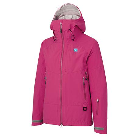 finetrack(ファイントラック) WOMENSエバーブレスグライドジャケット/OH/L FAW1001アウトドアウェア ジャケット 中綿入り女性用 ジャケット 中綿入り メンズウェア アウター ピンク