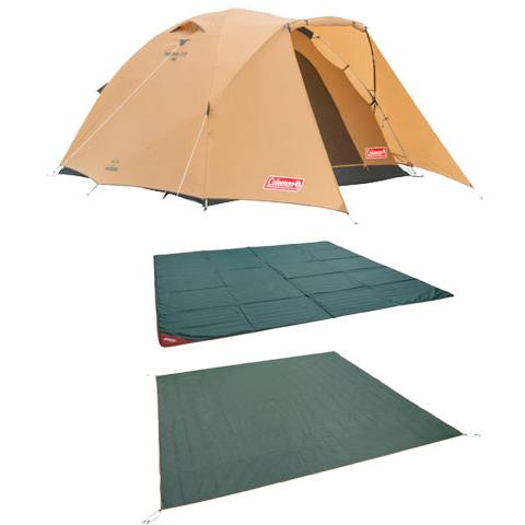 Coleman(コールマン) タフドーム/2725スタートパッケージ 2000031570カーキ 四人用(4人用) テント タープ キャンプ用テント キャンプ4 アウトドアギア