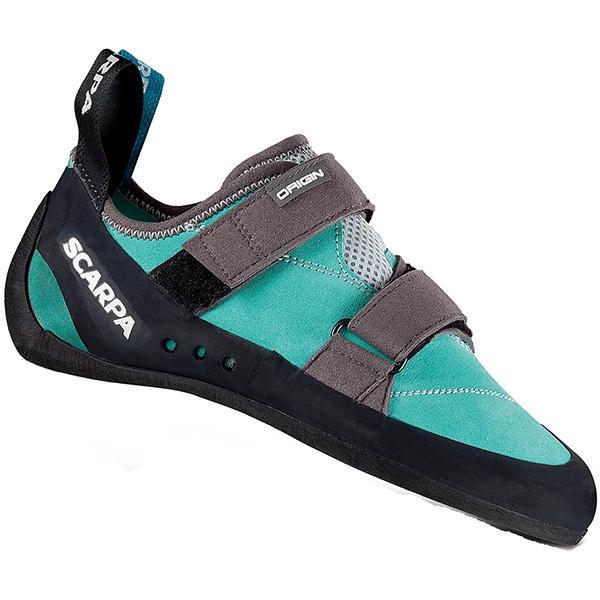 SCARPA(スカルパ) オリジン WMN/グリーンブルー/38.5 SC20204女性用 ブーツ 靴 トレッキング トレッキングシューズ クライミング用女性用 アウトドアギア