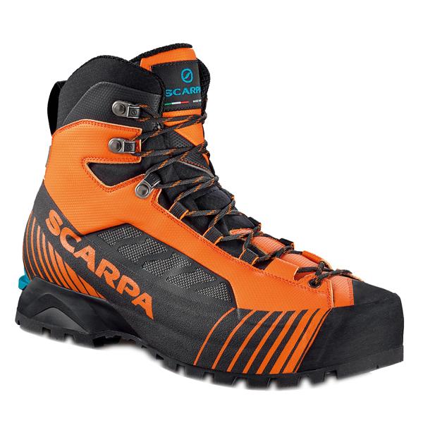 SCARPA(スカルパ) リベレLITE HD/トニック/ブラック/40 SC23238アウトドアギア アルパイン用 トレッキングシューズ トレッキング 靴 ブーツ オレンジ 男性用 おうちキャンプ