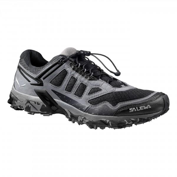 SALEWA(サレワ) Ms ULTRA TRAIN/ASPHALT/BLACK/UK8.5(27.5cm) 64408ブーツ 靴 トレッキング トレッキングシューズ ハイキング用 アウトドアギア