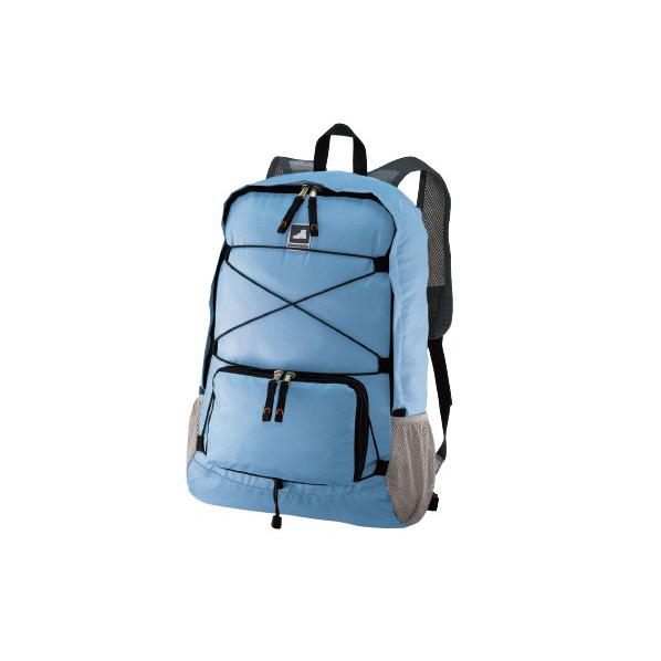 Caravan(キャラバン) コンパクトデイパック 2/683ウォーターブルー 02220ブルー リュック バックパック バッグ デイパック デイパック アウトドアギア