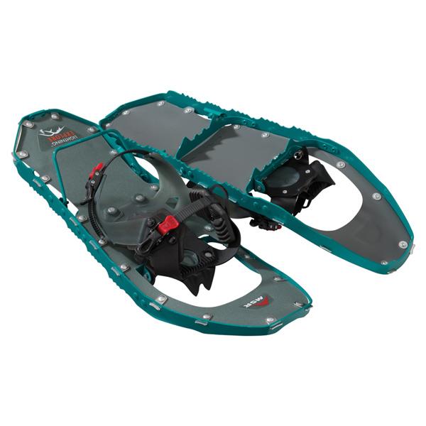 MSR(エムエスアール) ライトニングエクスプローラー女性用/22インチ/ティール 40217女性用 グリーン スノーシュー トレッキング 登山 アウトドアギア