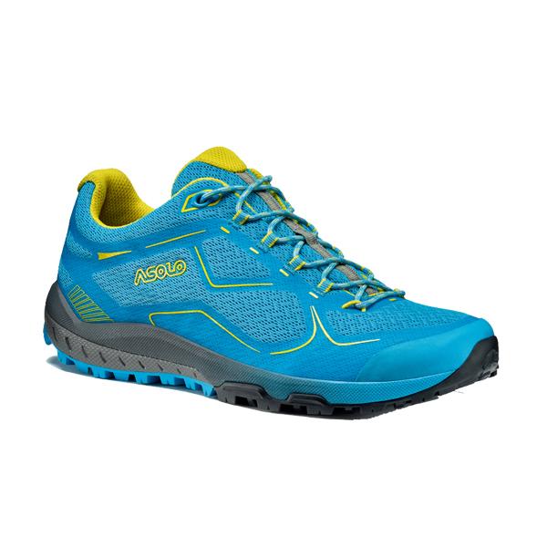 ASOLO(アゾロ) フライヤー WS/HAWOC/K5.0 1829684アウトドアギア ハイキング用女性用 トレッキングシューズ トレッキング 靴 ブーツ ブルー