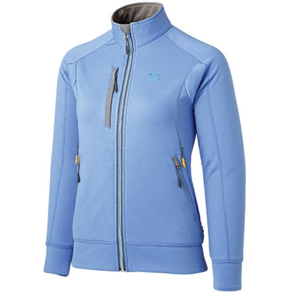 finetrack(ファイントラック) WOMENSドラウトレイジャケット/PB/M FMW1201女性用 ブルー アウター レディースウェア ウェア ジャケット ジャケット女性用 アウトドアウェア