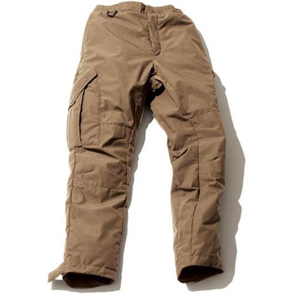 NANGA(ナンガ) TAKIBIダウンパンツ/BEG/S TAKIPT-3男性用 ベージュ ロングパンツ メンズウェア ウェア ダウンパンツ ダウンパンツ男性用 アウトドアウェア