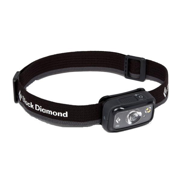 3980円以上送料無料 おうちキャンプ ベランピング Black Diamond ブラックダイヤモンド スポット350 誕生日/お祝い グラファイト ランタン グレー ヘッドライト BD81300アウトドアギア LEDタイプ 贈答