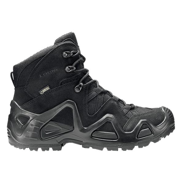 LOWA(ローバー) ゼファー GT ブラック L310537-9999-9男性用 ブラック ブーツ 靴 トレッキング トレッキングシューズ トレッキング用 アウトドアギア