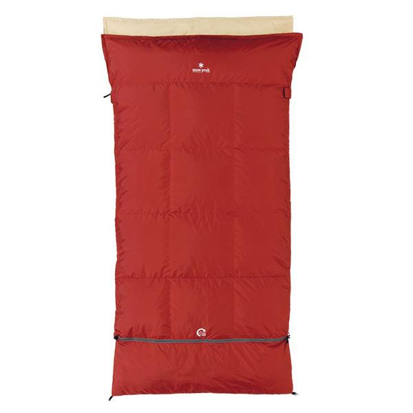 ★エントリーでポイント15倍!snow peak(スノーピーク) セパレートオフトンワイド 1400 BDD-104レッド シュラフ 寝袋 アウトドア用寝具 封筒型 封筒ウインター アウトドアギア