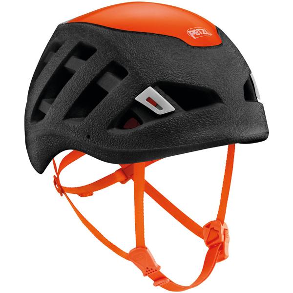 PETZL(ペツル) NEW シロッコ ブラック オレンジ M/L A073BA01ブラック ヘルメット トレッキング 登山 アウトドアギア