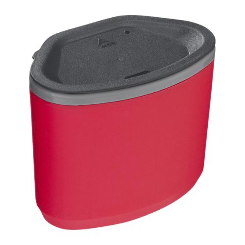 MSR(エムエスアール) 断熱マグ(PP)/レッド/280ml 39919レッド クッカー クッキング用品 バーべキュー 単品クッカー 単品クッカー アウトドアギア