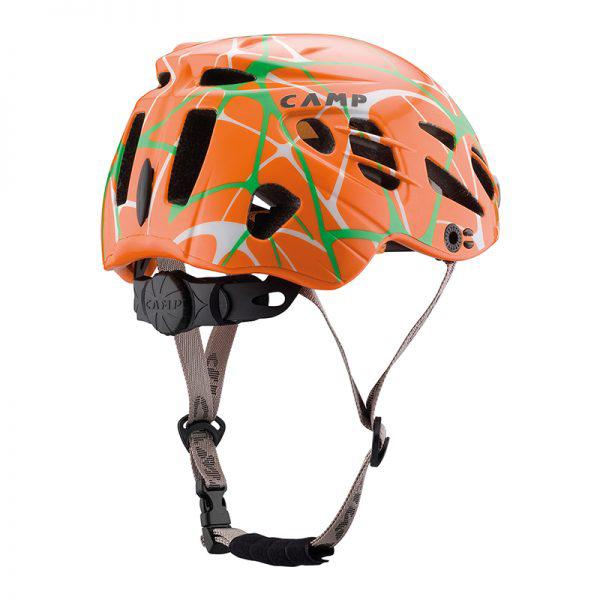 CAMP(カンプ) スピード2.0(オレンジ) 5082001オレンジ ヘルメット トレッキング 登山 アウトドアギア