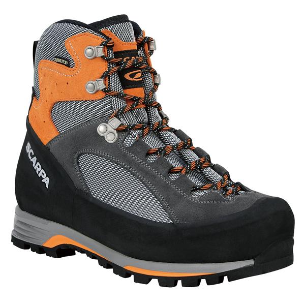 SCARPA(スカルパ) クリスタロ GTX/パパヤ/#42 SC22090オレンジ ブーツ 靴 トレッキング トレッキングシューズ トレッキング用 アウトドアギア