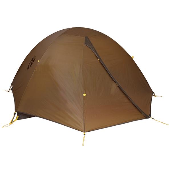 NEMO(ニーモ・イクイップメント) アトム2P キャニオン NM-ATM-2P-CYブラウン 二人用(2人用) テント タープ 登山用テント 登山2 アウトドアギア