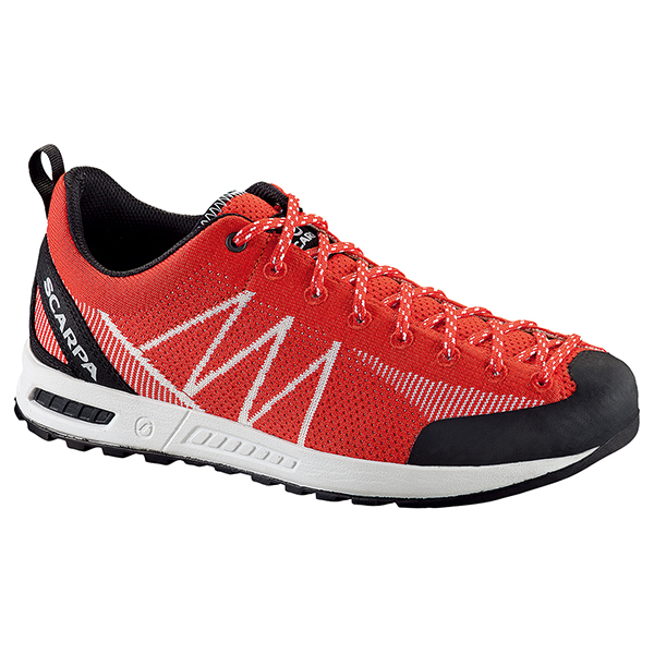 SCARPA(スカルパ) イグアナ/レッド/ホワイト/#41 SC21070レッド ブーツ 靴 トレッキング トレッキングシューズ クライミング用 アウトドアギア