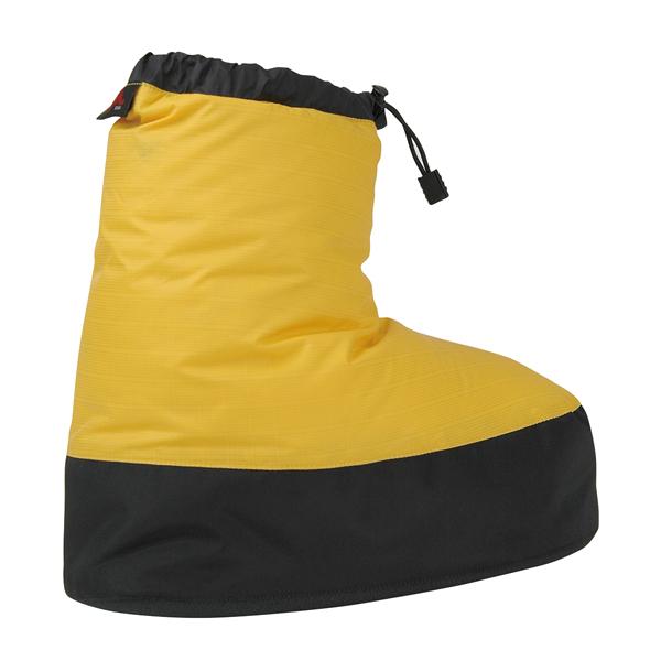 WESTERN MOUNTAINEERING(ウェスタンマウンテニアリング) ダウンブーティー/イエロー/M WM60513ブーツ 靴 トレッキング アウトドアギア
