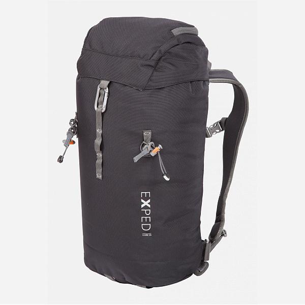 EXPED(エクスペド) Core 25/ブラック 396172リュック バックパック バッグ トレッキングパック トレッキング小型 アウトドアギア