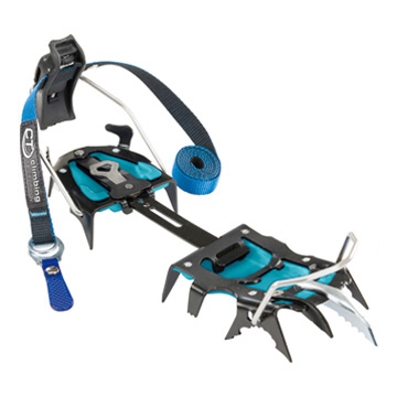 climbing technology(クライミングテクノロジー) ハイパースパイク CT-61115アウトドアギア アイスクライミング用アイゼン アイゼン アウトドア 登山 トレッキング おうちキャンプ