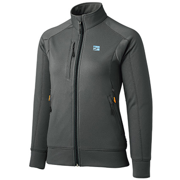 finetrack(ファイントラック) ドラウトレイジャケット Ws SG FMW1201女性用 グレー ジャケット コート アウター ジャケット女性用 アウトドアウェア