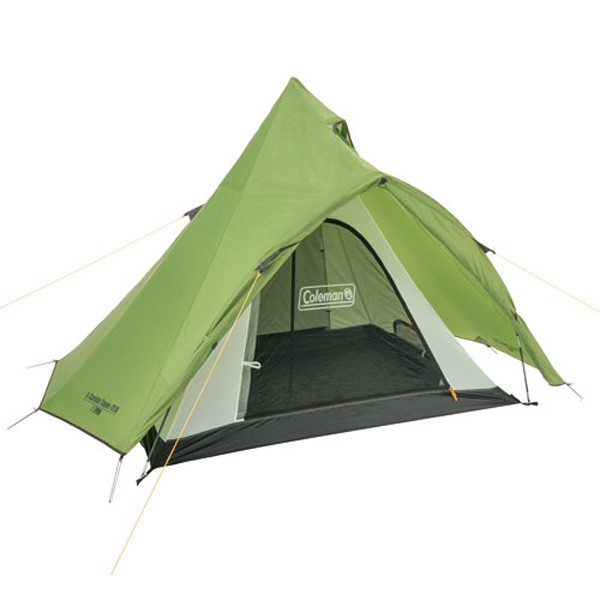 Coleman(コールマン) エクスカーションティピー/210 2000031573グリーン 二人用(2人用) テント タープ キャンプ用テント キャンプ4 アウトドアギア