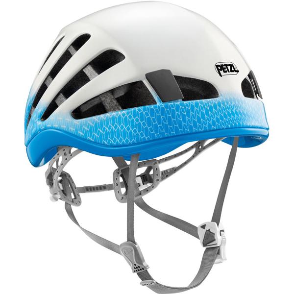 PETZL(ペツル) メテオ/Blue/1 (48-56 cm) A71BU1ブルー ヘルメット トレッキング 登山 アウトドアギア